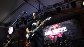raza oculta concierto rock fm nicaragua120914 hd