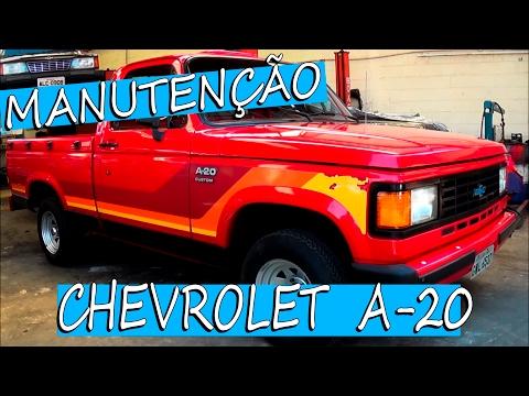 A 20  INTERIOR CHATEAU - MANUTENÇÃO TOP !