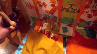 Barbie and Ricky- A Visit to the YMCA ends in Disaster