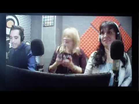 La mia intervista radiofonica per Radio Canale 100