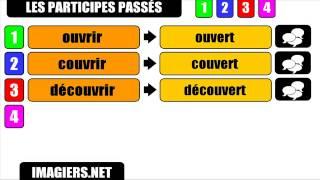Урок французского языка = причастий прошедшего # РИР   ERT № 1