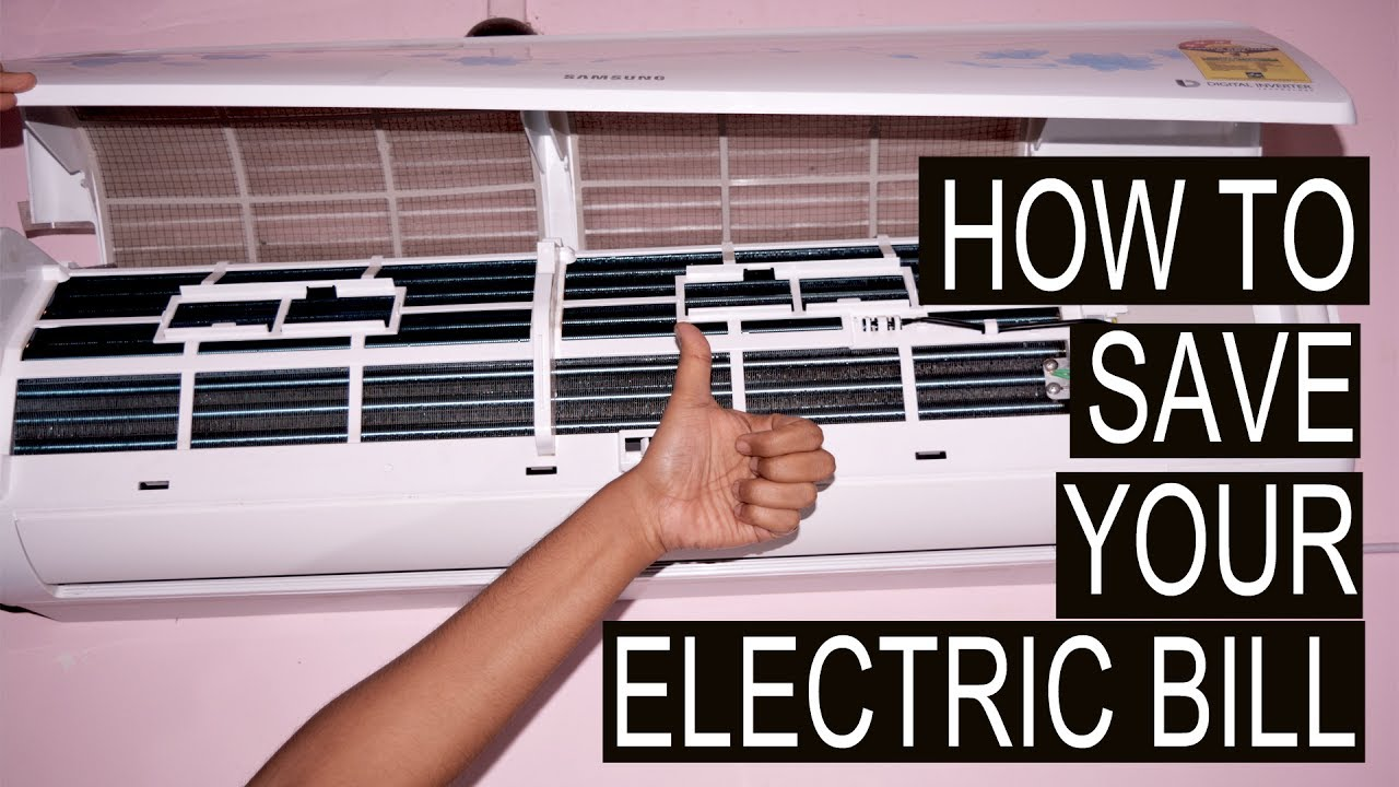 Save Your Electricity Bill With These AC Temp Control Tips