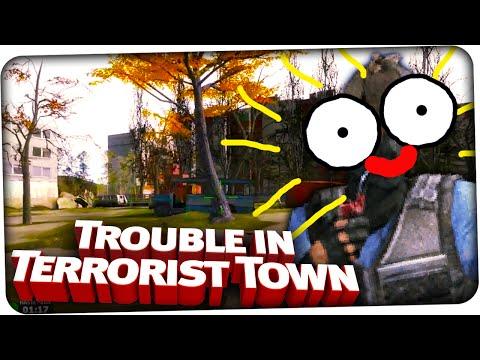 TROUBLE IN TERRORIST TOWN   Wir strahlen vor Freude in Pripjat!   Garry's Mod: TTT   Gaukh