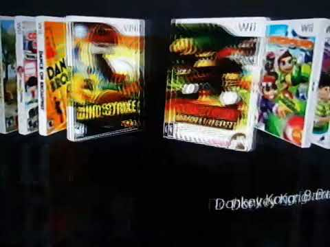Nintendo Wii NormalSet CFW 32GB Games review by LacquerLover GameShop!