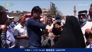 بالفيديو .. عراقية تكشف محادثة موظف في هيأة التقاعد الوطنية ويطلب مساومتها | برنامج واحد من الناس