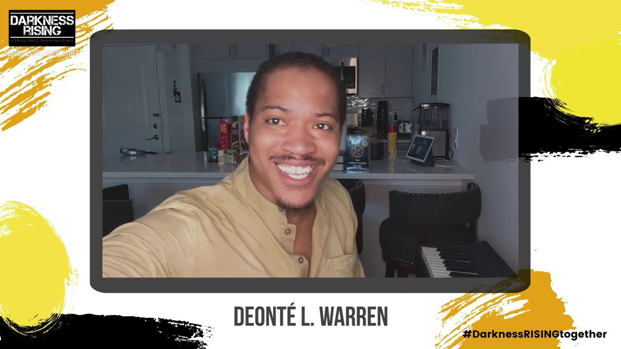 Darkness RISING Presents Deonté L. Warren