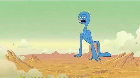Big Mouth - La Vida Empezo porque un Alien tuvo Sexo con la Tierra - sub esp