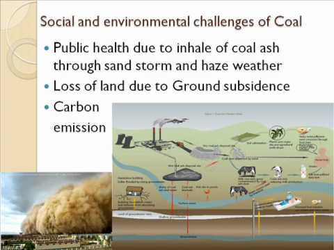 Challenges of Social and Environment Justice in Chinese Energy Development