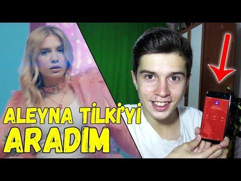 Download Youtube: ALEYNA TİLKİ'Yİ ARADIM - SEN OLSAN BARİ DEDİ YÜZÜME KAPATTI!