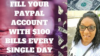 Easy Work From Home Jobs | Get Paid $100 Over and Over Every Single Day|