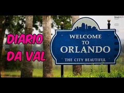 CHEGADA ORLANDO NOTICIAS + QUARTO THE FLORIDA HOTE