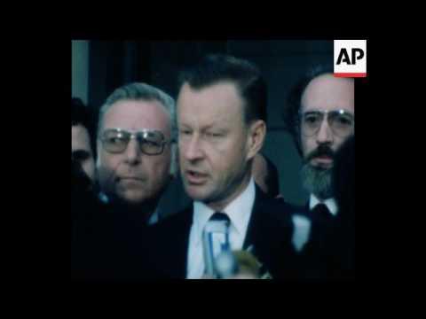 Carter national security adviser Brzezinski dies