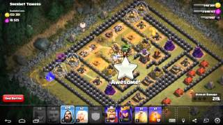 Clash of Clans How to win 150 stars on the Campaign Map final