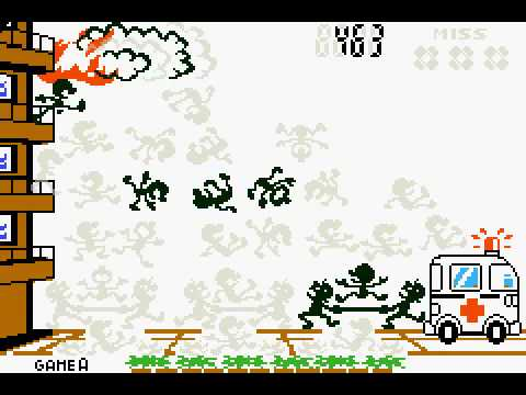 Game Boy Advance Longplay [148] Game & Watch Gallery 4 (Part
