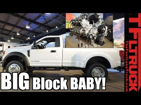 2020 Ford Super Duty 7.3L V8: Heres What You Need to Know!