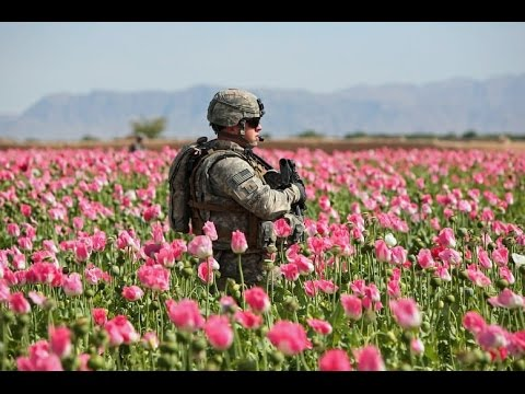 AFGHAN OPIUM AND THE SILK ROAD
