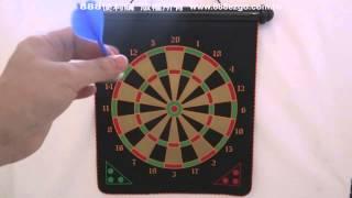 安全軟布磁性飛標靶組(多人競賽)  飛鏢靶【888便利購】文具批發、玩具批發