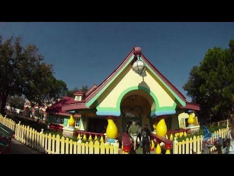 Mickey's House & Meet-and-greet In Mickey's Toontown Fair At Magic Kingdom, Walt Disney World