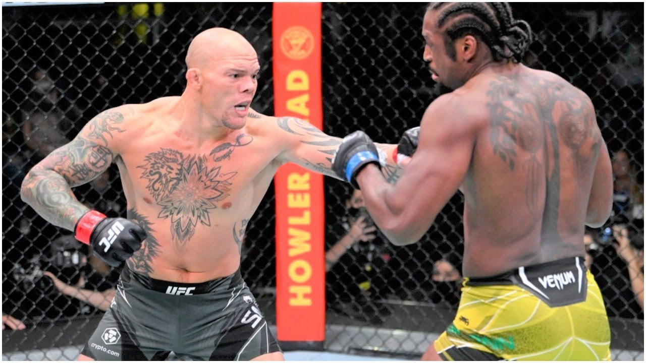 UFC Fight Night 192 post-event facts: Anthony Smith becoming an ...