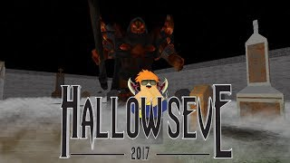 Roblox Hallow's Eve 2017 - Zomee Reviews