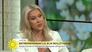 Isabella Löwengrip: Man Kan Vara Frånskild Med Två Barn Och ändå Göra Karriär - Nyhetsmorgon Tv4