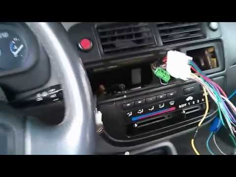 How To Fix: 96-98 Honda Civic Dome Light Doesn't Work Aftermarket Radio