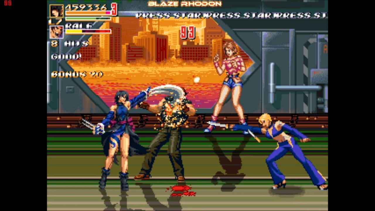 Streets of Rage Z: Megamix