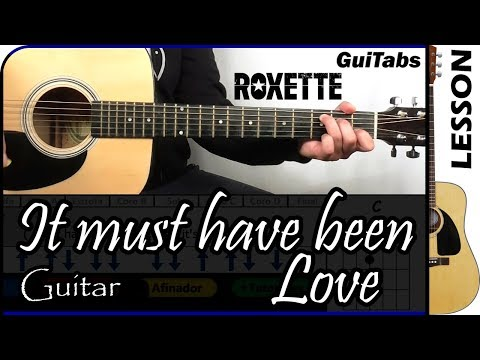 It Must Have Been Love ukulele chords - Roxette - Khmer Chords