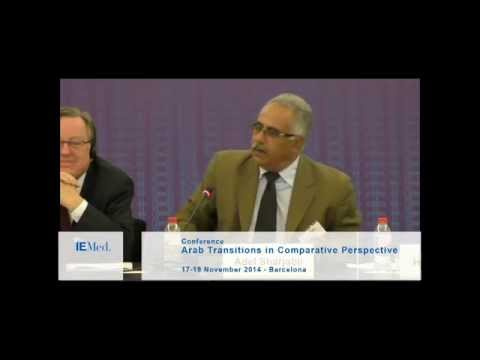 Adel Sharjabii - Arab Transitions in Comparative Perspective