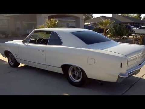 Q-lab Project Rare 1967 Rambler AMC Rebel 343 Typhoon For Sale