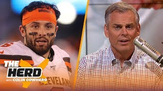 Baker Mayfield needs to become a better football player before working on his brand | NFL | THE HERD