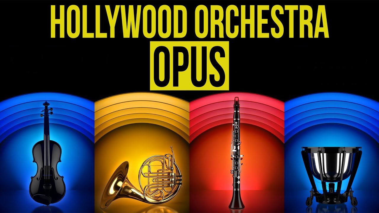 Mike @CreativeSauce loves the new EastWest Hollywood Orchestra Opus Edition