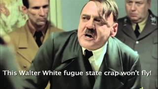 Hitler Finds Out About Brian Williams