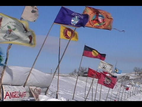 The Flags of Standing Rock (12/7/2016)
