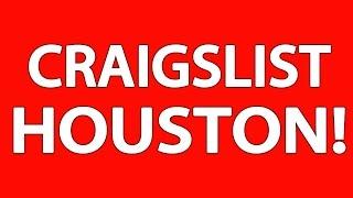 Craigslist Houston