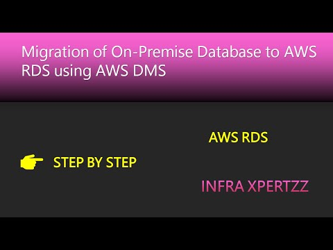 Migrating On-Premise Oracle 11G database to AWS RDS Oracle 19c using AWS DMS