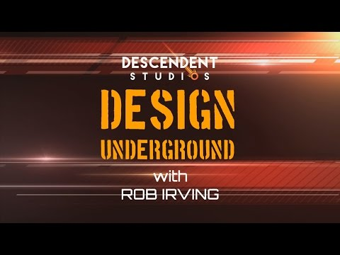 Design: Underground ep11 . Tools & Gadgets