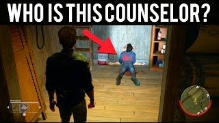 Who is this Counselor? (Friday the 13th The Game)