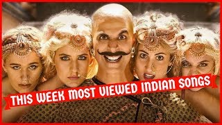This Week Most Viewed Indian Songs on Youtube (October 14) | Top 10 Indian Songs This Week