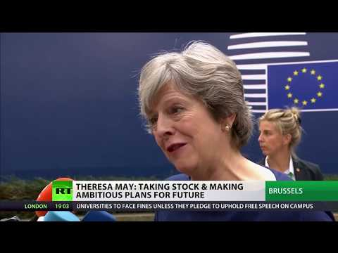 Brexiteers urge May to walk away from Brexit talks
