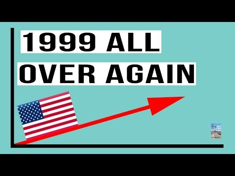Tech Stocks Rising Faster Than 1999 as ALL Central Banks Buy MASSIVE U.S. Shares!