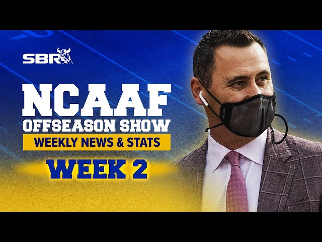 2021 NCAAF Power 5 and Group of 5 Previews | 🏈 College Football Off-Season
