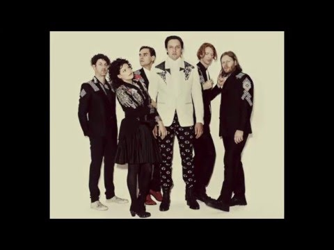 Arcade Fire - We Exist (lyrics)