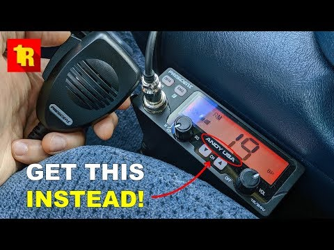 Here's Why YOU SHOULD TRASH YOUR CB RADIO!
