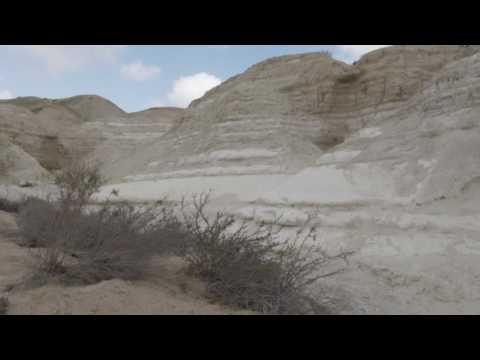 atmospheric sounds of Negev desert