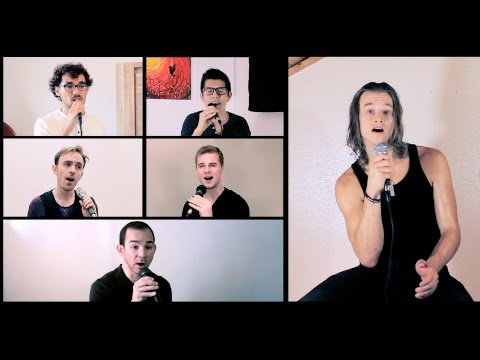Accent - All at Once (Whitney Houston A Cappella Cover)