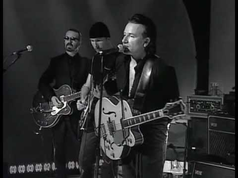 """U2 - Peace On Earth/Walk On (from """"America: A Tribute to Heroes"""")"""