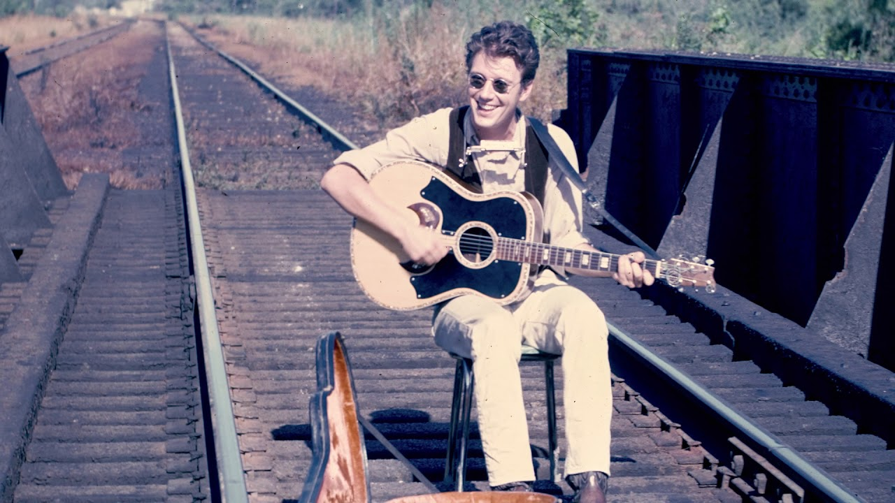 Rare Jerry Jeff Walker Recordings 1964-65 - YouTube