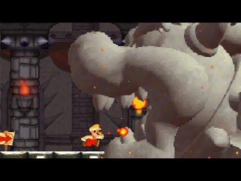 Newer Super Mario Bros DS Walkthrough - Finale - Koopa Country