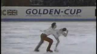 Ekaterina Gordeeva-Sergei Grinkov OP 1989 World Figure Skating Championships